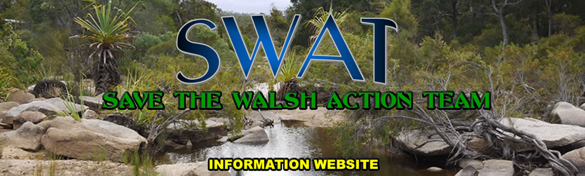 Save the Walsh River